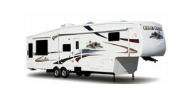 2008 Forest River Cedar Creek 37CKQS specifications