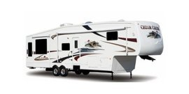 2008 Forest River Cedar Creek 37RDQS specifications