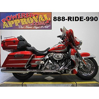 2008 Harley-Davidson CVO for sale 200619822