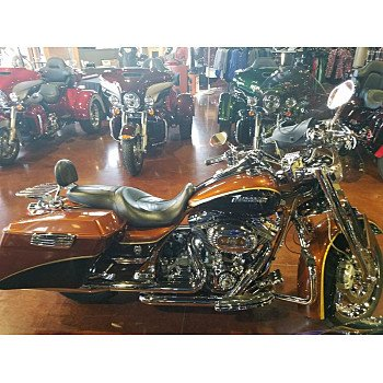 2008 Harley-Davidson CVO for sale 200666326