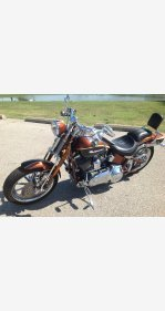 2008 Harley-Davidson CVO Screamin Eagle Softail Springer Anniversary for sale 200707846