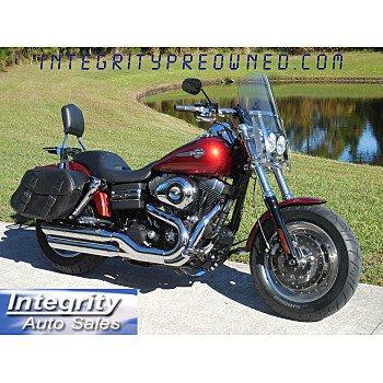 2008 Harley-Davidson Dyna Fat Bob for sale 200669103