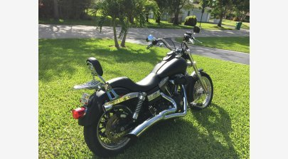 2008 Harley-Davidson Dyna Street Bob for sale 200711163
