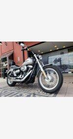 2008 Harley-Davidson Dyna Street Bob for sale 200754818