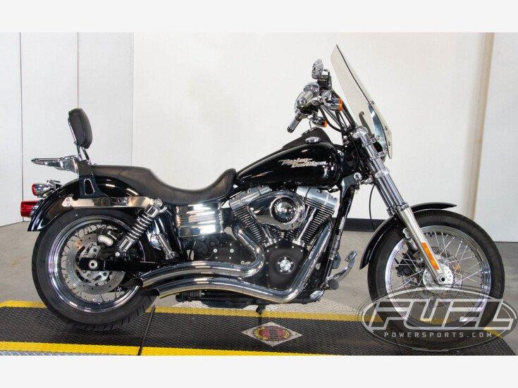 2008 Harley-Davidson Dyna for sale 201116772