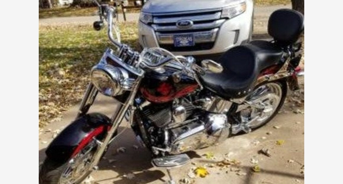 2008 Harley-Davidson Softail for sale 200523012