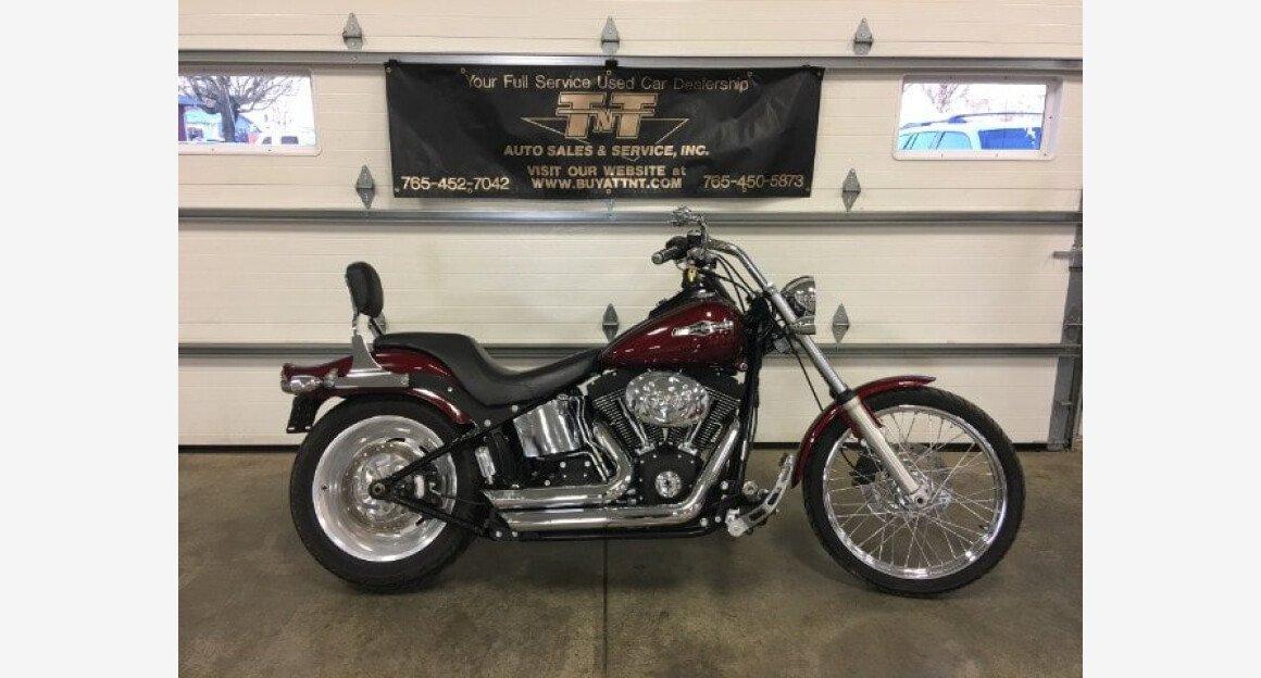 2008 Harley-Davidson Softail for sale 200591763