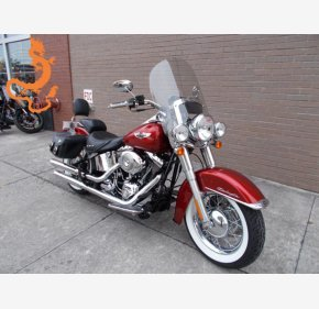2008 Harley-Davidson Softail for sale 200651252