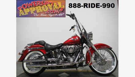 2008 Harley-Davidson Softail for sale 200665582
