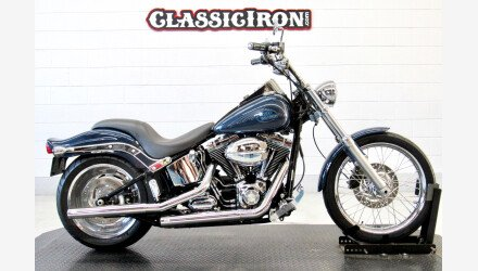 2008 Harley-Davidson Softail for sale 200685258