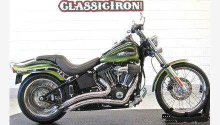 2008 Harley-Davidson Softail for sale 200711516