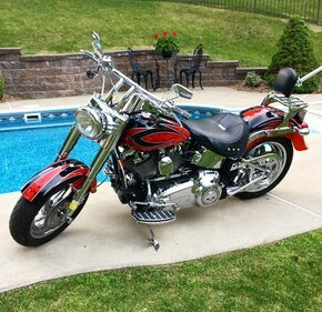 2008 Harley-Davidson Softail for sale 200788600