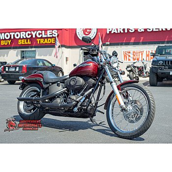 2008 Harley-Davidson Softail for sale 200813077