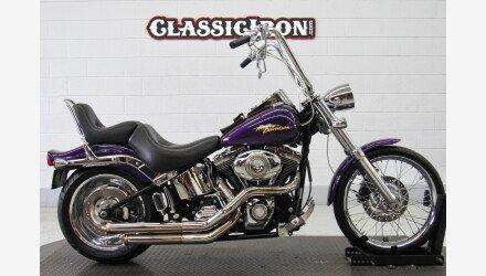 2008 Harley-Davidson Softail for sale 200916417