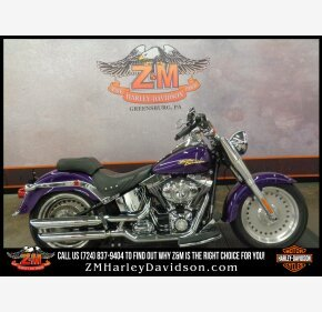 2008 Harley-Davidson Softail for sale 200938052