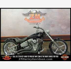 2008 Harley-Davidson Softail Rocker for sale 201003793