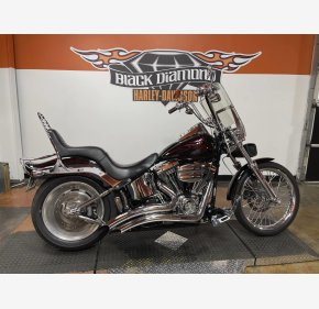 2008 Harley-Davidson Softail for sale 201020517