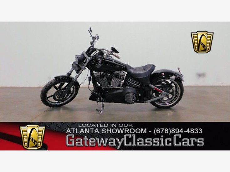 2008 Harley-Davidson Softail Rocker for sale 201047239