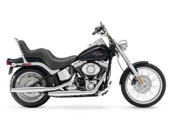2008 Harley-Davidson Softail for sale 201090022