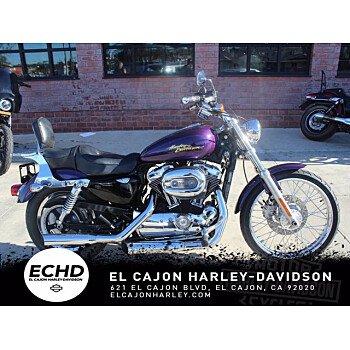 2008 Harley-Davidson Sportster for sale 201009608