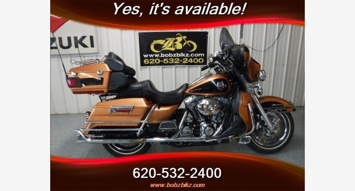 2008 Harley-Davidson Touring for sale 200618683