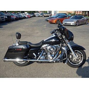 2008 Harley-Davidson Touring Street Glide for sale 200640088
