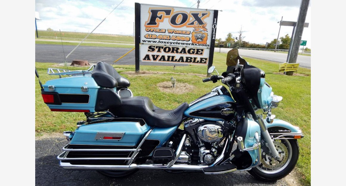 2008 Harley-Davidson Touring for sale 200642261