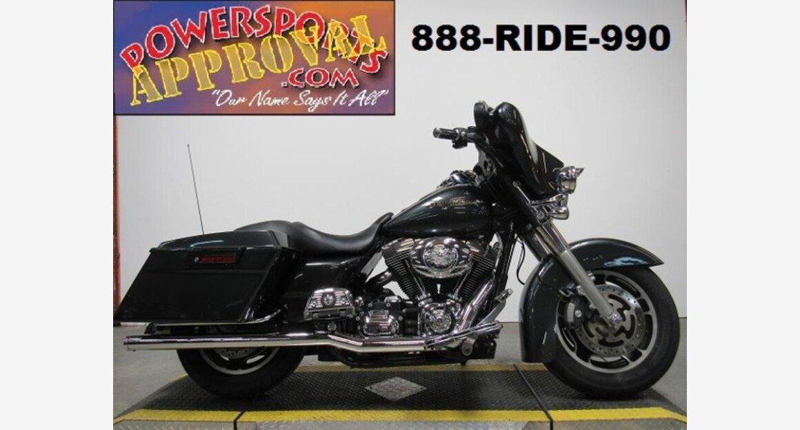 2008 Harley-Davidson Touring Street Glide for sale 200648157