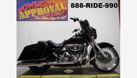 2008 Harley-Davidson Touring Street Glide for sale 200632417