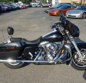 2008 Harley-Davidson Touring Street Glide for sale 200640088