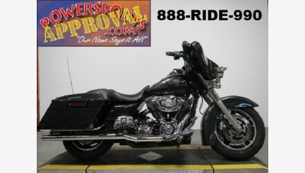 2008 Harley-Davidson Touring Street Glide for sale 200648157