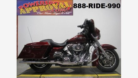 2008 Harley-Davidson Touring Street Glide for sale 200705015