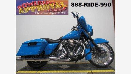 2008 Harley-Davidson Touring Street Glide for sale 200708053