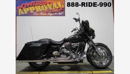 2008 Harley-Davidson Touring Street Glide for sale 200710089
