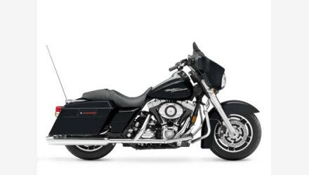 2008 Harley-Davidson Touring Street Glide for sale 200802874