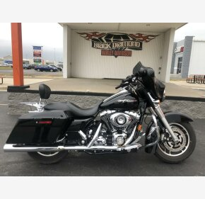 2008 Harley-Davidson Touring Street Glide for sale 200816436