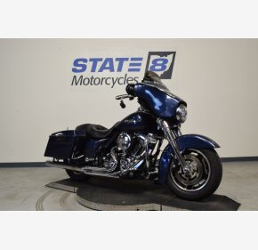 2008 Harley-Davidson Touring Street Glide for sale 200823969