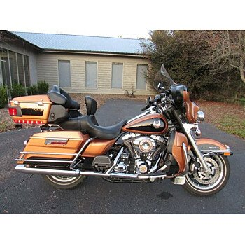 2008 Harley-Davidson Touring Ultra Classic Electra Glide Anniversary for sale 200828125