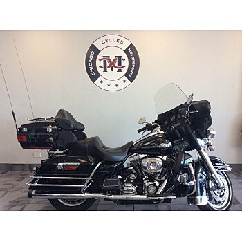 2008 Harley-Davidson Touring Ultra Classic Electra Glide for sale 200938784