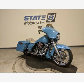 2008 Harley-Davidson Touring Street Glide for sale 201072687