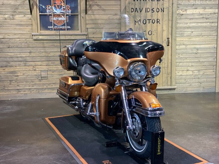 2008 Harley-Davidson Touring Ultra Classic Electra Glide Anniversary for sale 201109315