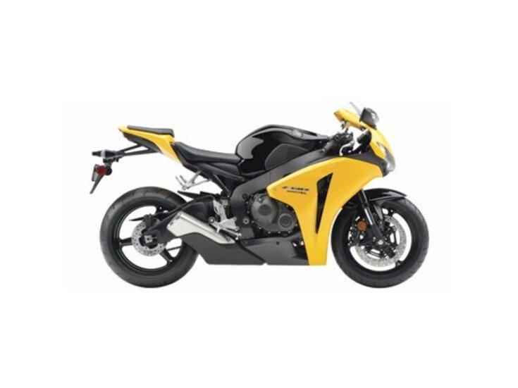 2008 Honda CBR1000RR 1000RR specifications