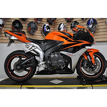2008 Honda CBR600RR for sale 200691051