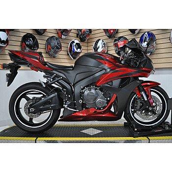 2008 Honda CBR600RR for sale 200691052
