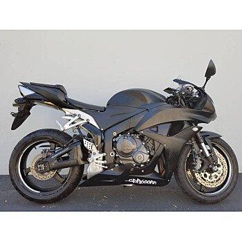 2008 Honda CBR600RR for sale 200707148