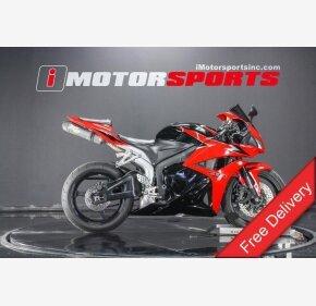2008 Honda CBR600RR for sale 200787386