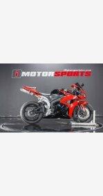 2008 Honda CBR600RR for sale 200787500