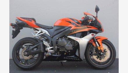 2008 Honda CBR600RR for sale 200814299