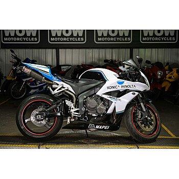 2008 Honda CBR600RR for sale 201086257