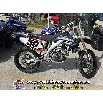 2008 Honda CRF450R for sale 200805820